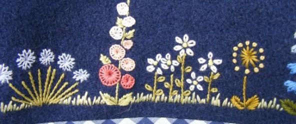 Enigma embroidered hem detail (2)